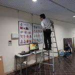 「コキ古希ポッキン70才」の広瀬チャボさんイラストが金沢の美術展に出展されますよ~!